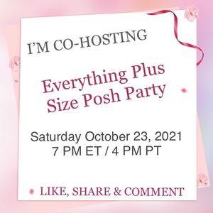 ❤️Everything Plus Size Posh Party❤️🍁